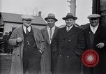 Image of Gangster Fred Burke captured by police Saint Joseph Michigan USA, 1931, second 25 stock footage video 65675041400