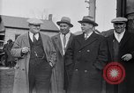 Image of Gangster Fred Burke captured by police Saint Joseph Michigan USA, 1931, second 26 stock footage video 65675041400