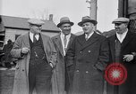 Image of Gangster Fred Burke captured by police Saint Joseph Michigan USA, 1931, second 27 stock footage video 65675041400