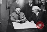 Image of Gangster Fred Burke captured by police Saint Joseph Michigan USA, 1931, second 37 stock footage video 65675041400