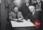 Image of Gangster Fred Burke captured by police Saint Joseph Michigan USA, 1931, second 40 stock footage video 65675041400