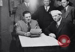 Image of Gangster Fred Burke captured by police Saint Joseph Michigan USA, 1931, second 44 stock footage video 65675041400