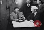 Image of Gangster Fred Burke captured by police Saint Joseph Michigan USA, 1931, second 45 stock footage video 65675041400