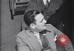Image of Gangster Fred Burke captured by police Saint Joseph Michigan USA, 1931, second 55 stock footage video 65675041400