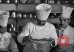 Image of Italian Chefs Rome Italy, 1937, second 18 stock footage video 65675041415