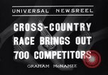 Image of Cross country race Paris France, 1937, second 10 stock footage video 65675041416