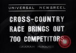 Image of Cross country race Paris France, 1937, second 12 stock footage video 65675041416