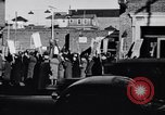 Image of picket line Jamaica New York USA, 1937, second 7 stock footage video 65675041425