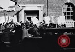 Image of picket line Jamaica New York USA, 1937, second 19 stock footage video 65675041425