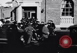 Image of picket line Jamaica New York USA, 1937, second 25 stock footage video 65675041425