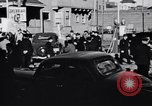 Image of picket line Jamaica New York USA, 1937, second 28 stock footage video 65675041425
