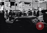 Image of picket line Jamaica New York USA, 1937, second 29 stock footage video 65675041425