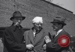 Image of picket line Jamaica New York USA, 1937, second 31 stock footage video 65675041425