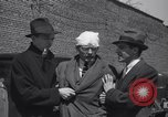 Image of picket line Jamaica New York USA, 1937, second 32 stock footage video 65675041425