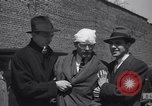 Image of picket line Jamaica New York USA, 1937, second 33 stock footage video 65675041425