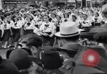 Image of Cardinal Mundelein New Orleans Louisiana USA, 1938, second 21 stock footage video 65675041429