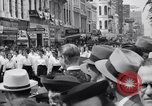 Image of Cardinal Mundelein New Orleans Louisiana USA, 1938, second 30 stock footage video 65675041429