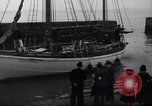 Image of small sailboat New York United States USA, 1938, second 12 stock footage video 65675041433