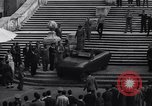 Image of amphibious automobile Rome Italy, 1938, second 14 stock footage video 65675041434