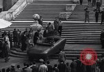 Image of amphibious automobile Rome Italy, 1938, second 16 stock footage video 65675041434