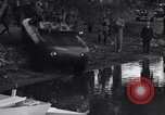 Image of amphibious automobile Rome Italy, 1938, second 23 stock footage video 65675041434