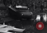 Image of amphibious automobile Rome Italy, 1938, second 24 stock footage video 65675041434