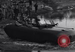 Image of amphibious automobile Rome Italy, 1938, second 27 stock footage video 65675041434