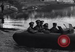 Image of amphibious automobile Rome Italy, 1938, second 29 stock footage video 65675041434