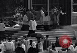Image of Cardinal Mundelein New Orleans Louisiana USA, 1938, second 36 stock footage video 65675041440