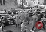 Image of Dwight Eisenhower talking with Speaker Martin United States USA, 1953, second 5 stock footage video 65675041443