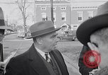 Image of Dwight Eisenhower talking with Speaker Martin United States USA, 1953, second 34 stock footage video 65675041443