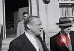 Image of Dwight Eisenhower meeting with William Knowland United States USA, 1953, second 59 stock footage video 65675041444