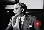 Image of Dean Acheson London England United Kingdom, 1948, second 22 stock footage video 65675041449