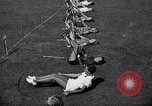 Image of Archery girls Los Angeles California USA, 1937, second 30 stock footage video 65675041450