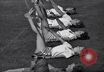 Image of Archery girls Los Angeles California USA, 1937, second 37 stock footage video 65675041450