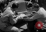 Image of rocket powered race car in Indianapolis Indianapolis Indiana USA, 1946, second 4 stock footage video 65675041470