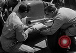Image of rocket powered race car in Indianapolis Indianapolis Indiana USA, 1946, second 5 stock footage video 65675041470