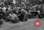 Image of rocket powered race car in Indianapolis Indianapolis Indiana USA, 1946, second 11 stock footage video 65675041470