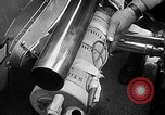 Image of rocket powered race car in Indianapolis Indianapolis Indiana USA, 1946, second 13 stock footage video 65675041470