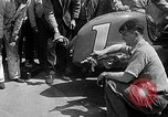 Image of rocket powered race car in Indianapolis Indianapolis Indiana USA, 1946, second 22 stock footage video 65675041470