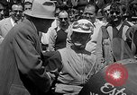Image of rocket powered race car in Indianapolis Indianapolis Indiana USA, 1946, second 27 stock footage video 65675041470