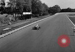 Image of rocket powered race car in Indianapolis Indianapolis Indiana USA, 1946, second 31 stock footage video 65675041470