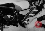 Image of rocket powered sled Muroc California USA, 1948, second 14 stock footage video 65675041471