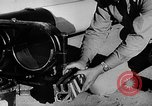 Image of rocket powered sled Muroc California USA, 1948, second 16 stock footage video 65675041471