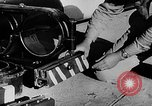 Image of rocket powered sled Muroc California USA, 1948, second 18 stock footage video 65675041471