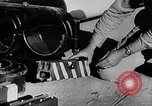 Image of rocket powered sled Muroc California USA, 1948, second 19 stock footage video 65675041471