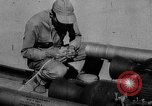 Image of rocket powered sled Muroc California USA, 1948, second 24 stock footage video 65675041471