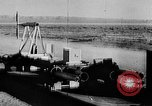 Image of rocket powered sled Muroc California USA, 1948, second 51 stock footage video 65675041471