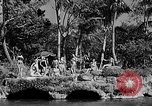 Image of Pin up models Coral Gables Florida USA, 1948, second 9 stock footage video 65675041472