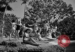 Image of Pin up models Coral Gables Florida USA, 1948, second 12 stock footage video 65675041472